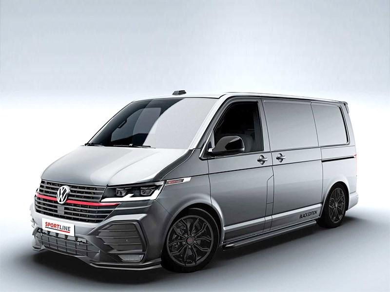 Volkswagen Transporter пустили в Sport