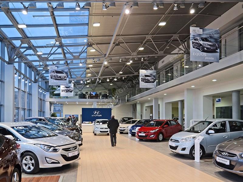 Дефицит автомобилей на рынке идет на спад