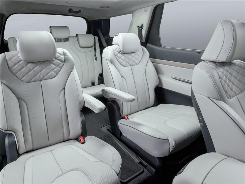 Hyundai Palisade (2020) кресла