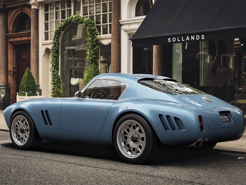 Британцы показали аллюзию на Ferrari 250 GTO