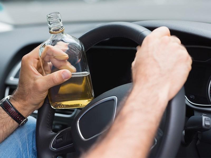 Пьяных водителей лишат оружия