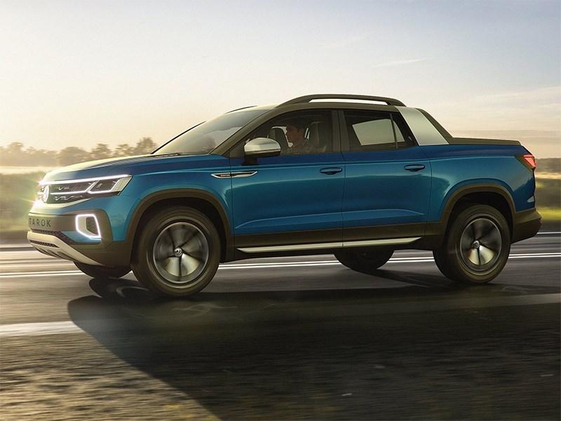 Volkswagen отказался от проекта легкого пикапа