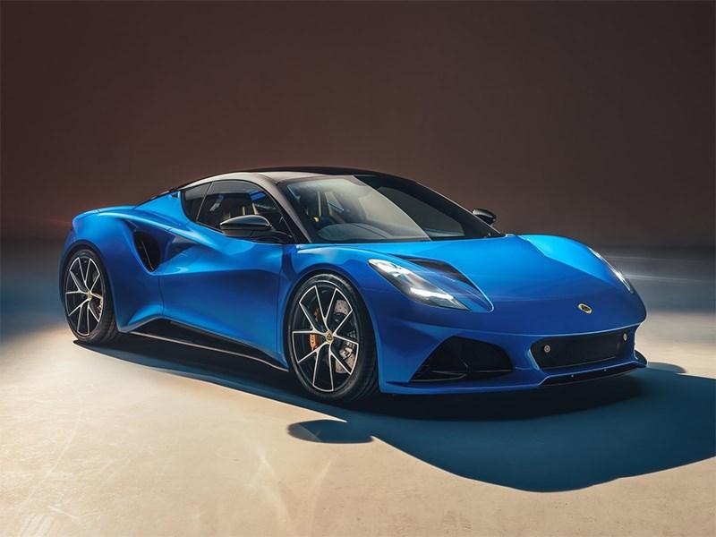 Lotus представил новый спорткар - это Toyota!