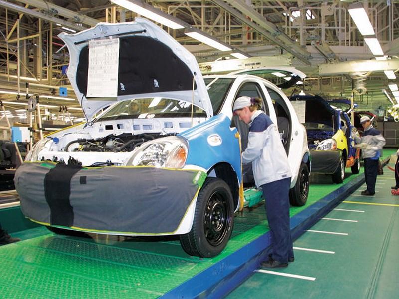 Производительность Санкт-Петербургских автозаводов бьет рекорды