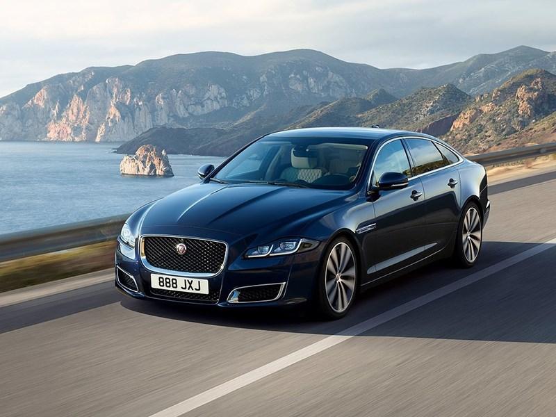 Jaguar не выпустит флагманский седан по объективным причинам