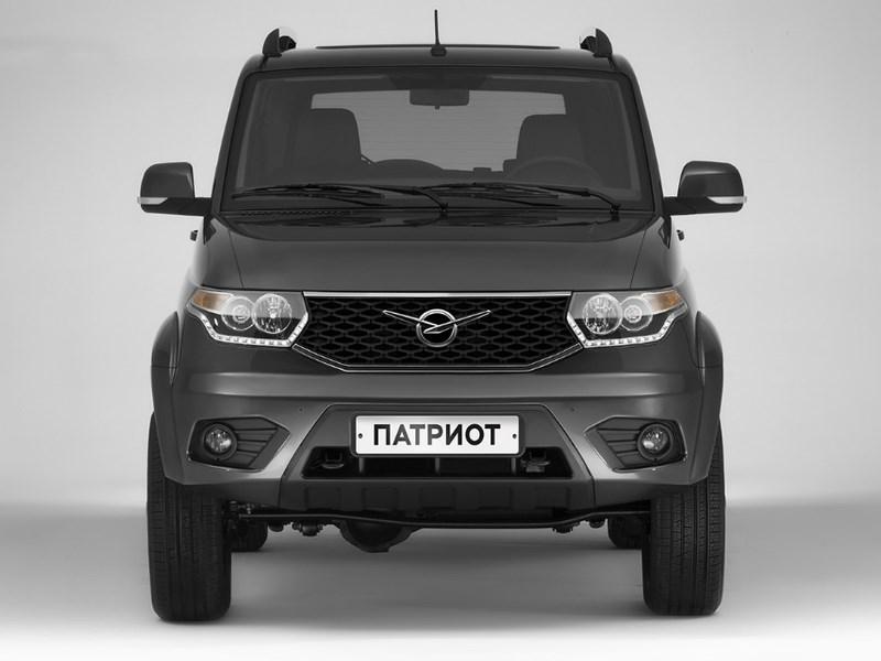 UAZ представил обновленную версию внедорожника Patriot