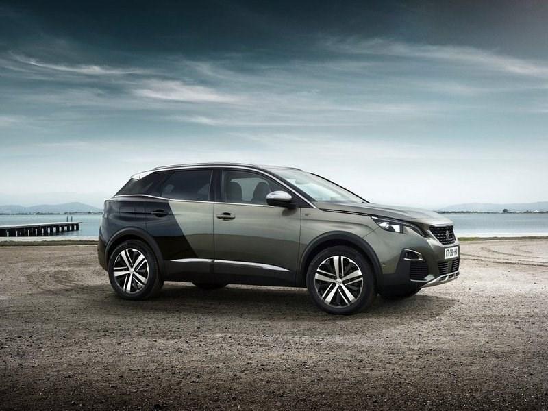 Peugeot готовится к выпуску двух «горячих» кроссоверов