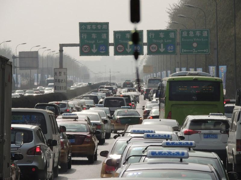 Продажи авто в Китайская народная республика ссамого начала года увеличились на11,4%