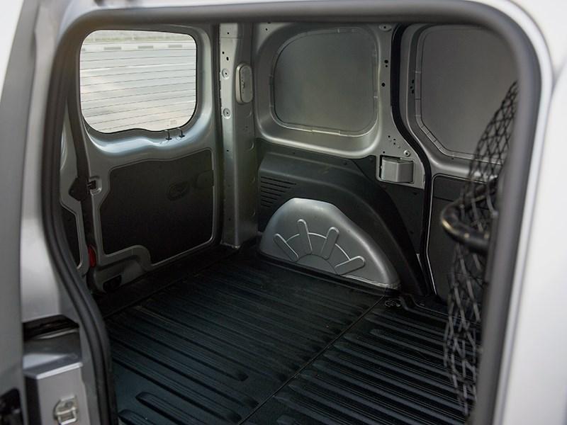 Renault Kangoo 2014 грузовой отсек