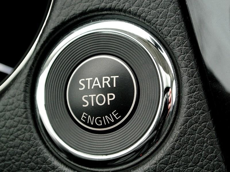 "Nissan X-Trail 2014 кнопка ""старт-стоп"""