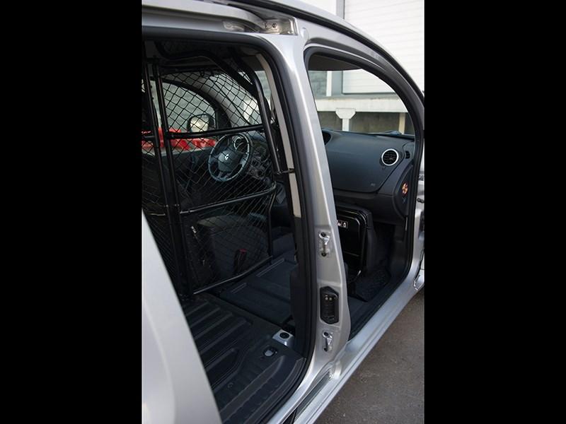 Renault Kangoo 2014 боковая дверь