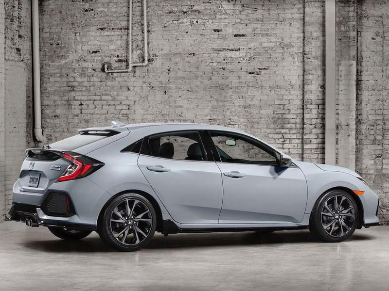 Honda готовит «заряженную» модификацию хэтчбека Civic