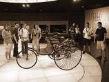"""Так появился автомобиль. Историческое путешествие в музей """"Mercedes-Benz"""""""