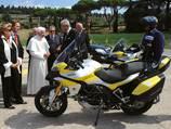 """Ducati"" Папы Римского"