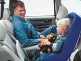 Как выбрать детское кресло