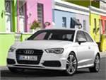 Audi A3 III поколения дебютировала в Женеве