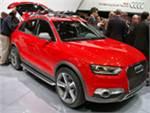 Забавные метаморфозы Audi Q3