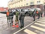 Полиция готовится к митингам и ограничивает парковку