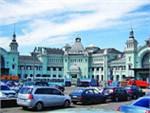 Московские вокзалы получат по парковке