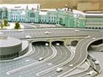 Площадь Тверской Заставы будет реконструирована по-новому