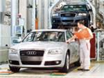 Audi может возобновить в России выпуск своих автомобилей