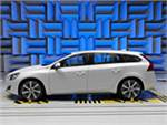 Гибридный Volvo V60 – шедевр звукорежиссуры