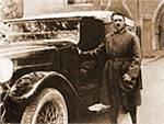 Историки выяснили, что Гитлер попался на превышении скорости