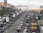 «День без автомобиля» отмечен огромными пробками