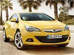 Opel Astra GTC: российские цены