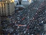 Блинкин: москвичи увидят результаты борьбы с пробками через 10 лет