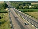 В Домодедово пока не будут ремонтировать дорогу