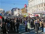По всей России проходят акции против высоких цен на бензин