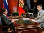 Прохоров vs Медведев?