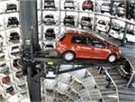 В столице появится 25 перехватывающих парковок