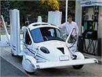 Terrafugia – новое слово в автомобилестроении