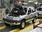 На Chevrolet Niva будут устанавливать ABS и подушки безопасности
