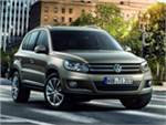 Volkswagen озвучил цены на новый Tiguan