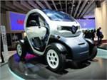 Электромобиль Renault Twizy уже в продаже