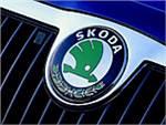 Skoda демонстрирует высокий уровень продаж в России