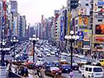 Продажи автомобилей в Японии существенно снизились