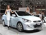 Концерн Hyundai планирует продать в марте 6 тыс. автомобилей Solaris