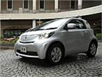 Toyota покажет в Женеве электрокар iQ
