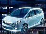 Opel Zafira – гостиная на колесах