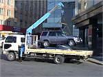МТС известит об эвакуации машины
