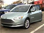 Презентация Ford Focus Electric прошла в Лас-Вегасе