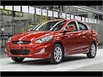 Hyundai Solaris пользуется большой популярностью
