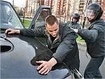 Для поимки угонщика было перекрыто Новорижское шоссе