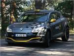 Заканчиваются испытания спорткара Renault Megane RS N4