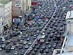 Минтранс обещает увеличить скорость движения в Москве