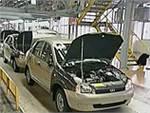 Автопроизводство в России выросло почти в 2 раза